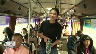 ชีวิตติดดิน เปิดใจคนขับรถเมล์หญิง ขสมก.เก่งไม่แพ้ชาย ThaiPBS