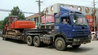 """FOTON – """"грузовик года"""" по-китайски или """"счастливый колхоз"""" из Поднебесной."""