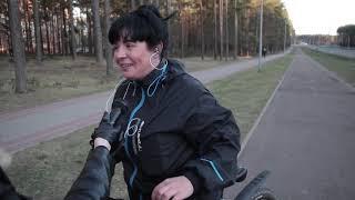 «Мало мест, где можно покататься» Комфортно ли велосипедистам в Борисове