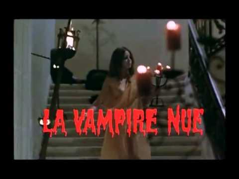 'La Vampire Nue' by Jean Rollin (French Trailer) - 1970