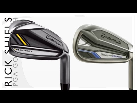 TaylorMade SpeedBlade Vs RocketBladez Irons
