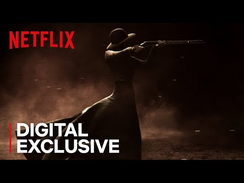 Godless | Title Sequence [HD] | Netflix
