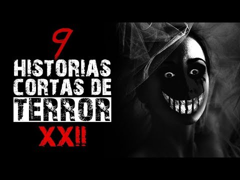 9 Historias Cortas de Terror XXII │ MundoCreepy │ MaskedMan