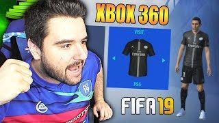 BRUTAL ACTUALIZACIÓN FIFA 19 XBOX 360-CAMISETAS-PLANTILLAS-9BRITO9