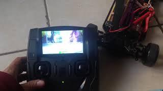 Exceed rc nitro rcx tamiya redcat racing hubsan x4 fpv mod project part 6