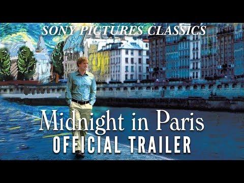 Kino: Keskiyö Pariisissa