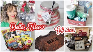 Dollar Tree DIY Gift Ideas | Gift Baskets And DIY Gifts