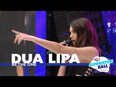 Dua Lipa - 'Be The One' (Live At Capital's Summertime Ball 2017)
