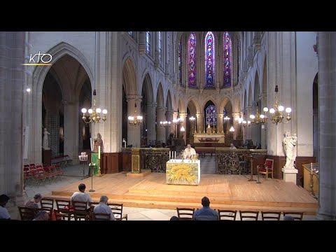 Messe du 31 juillet 2020 à Saint-Germain l'Auxerrois