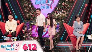 Wanna Date | Ep612: Matching for a girl after 7 years dating gays, Quyen Linh tests the guy on stage