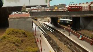 preview picture of video 'N Gauge Tillotson Road & Dora Park at the Enfield Town Exhib 25th June 2011'