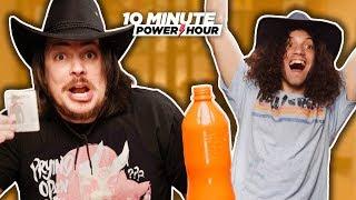 The Bottle Flippin' Challenge - Ten Minute Power Hour