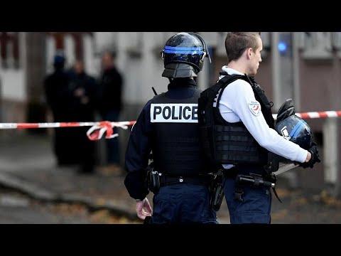 Αστυνομική επιχείρηση σε εξέλιξη στον σιδηροδρομικό σταθμό Παρ-Ντιέ της Λιόν…
