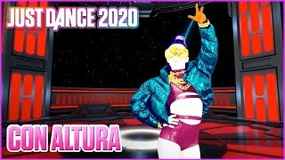 Just Dance 2020 Con Altura by ROSALÍA & J Balvin Ft. El Guincho   Track Gameplay US
