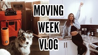 Moving Into Our New Place! VLOG