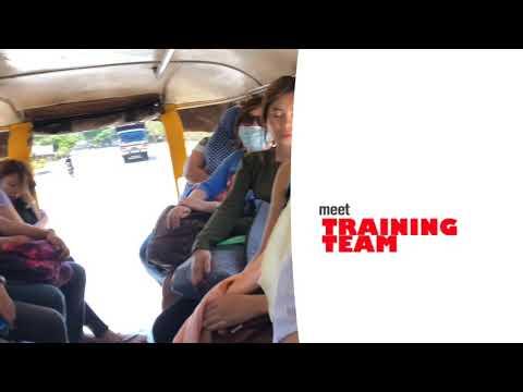 TP CDO TRAINING TEAM ( Teenagemutant Niña Turtles) Team Building