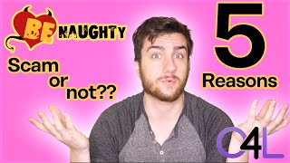 😈 Benaughty review 2021 – Is Benaughty Legit or is Benaughty a scam?