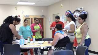 preview picture of video 'Cooking Matters Class at El Centro in Hartford'