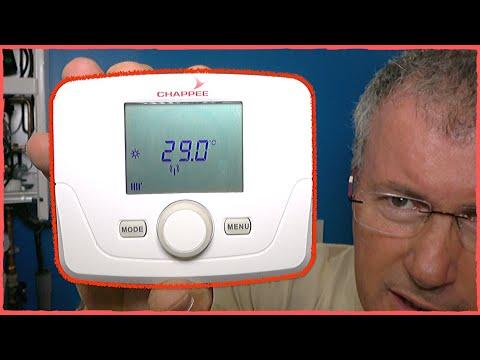 Thermostat D'Ambiance Sans Fil