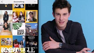 Shawn Mendes Breaks Down His Favorite Instagram Accounts   Teen Vogue