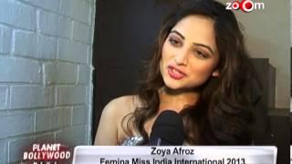 Sizzling Hot photo shoot of Miss India 2013 Winners Navneet Dhillon, Zoya Afroz & Sobhita Dhulipala
