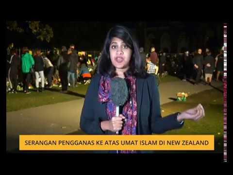 Tragedi Solat Jumaat: Perkongsian situasi terkini wakil media di Christchurch