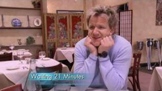 Gordon Ramsay eats bland Italian Meal - Ramsay's Kitchen Nightmares