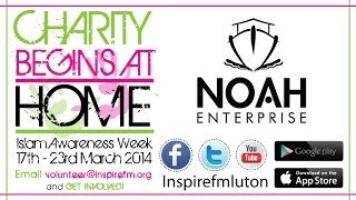 Charity Begins at Home - Interview with Noah Enterprise