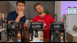 Philips Kaffeevollautomaten im Vergleich! Welche Serie ist die richtige für Dich?