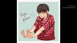 BTS (방탄소년단)   Seesaw (Trivia 轉) SUGA [1 시간  1 HOUR LOOP]