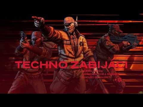 RUINER - Cyberpunk řežba