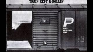 Paul Burlison & Los Lobos   Lonesome Tears In My Eyes