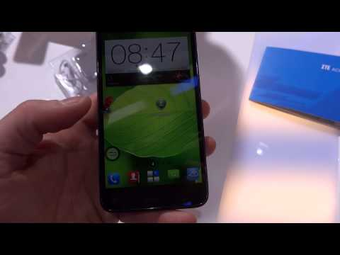 Zte Grand S LTE, anteprima video