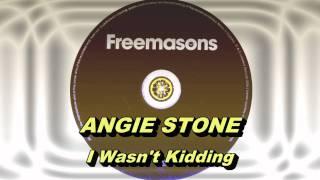 Angie Stone - I Wasn't Kidding (Freemasons Extended Club Mix) HD Full Mix