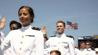 President Trump Delivers Remarks at the United States Naval Academy Graduation Ceremony