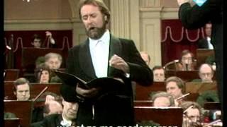 Benjamin Luxon: Part 1, Lieder eines fahrenden Gesellen (Songs of a Wayfarer), Gustav Mahler