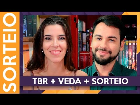? TBR + VEDA | Admirável Leitor