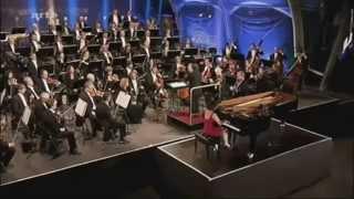 Yuja Wang plays Rachmaninoff - Piano Concerto No. 3 in D minor, Opus 30 [HD]