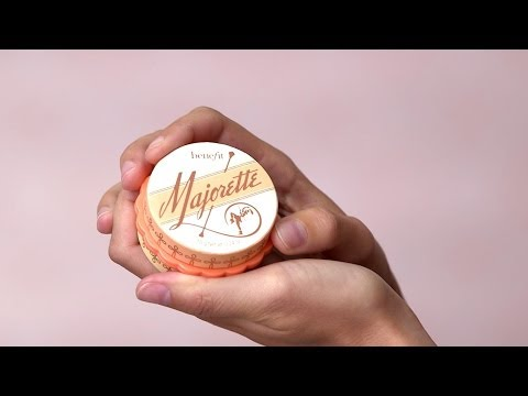 Tips & Tricks: Majorette for a Cheeky Flush by Benefit Cosmetics