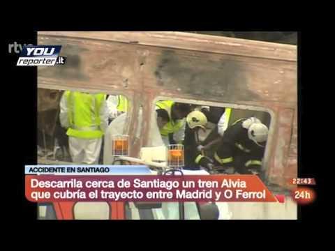 Disastro ferroviario in Galizia