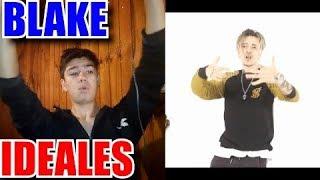 [REACCION] BLAKE - IDEALES [VIDEOCLIP OFICIAL] PROD. ZAIDBREAK