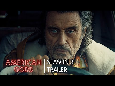 Official Trailer | «American Gods» | Season 3