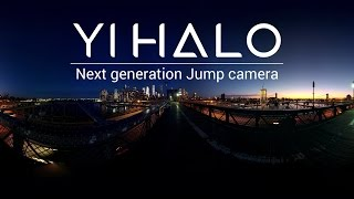 Introducing YI HALO - the next generation Jump camera