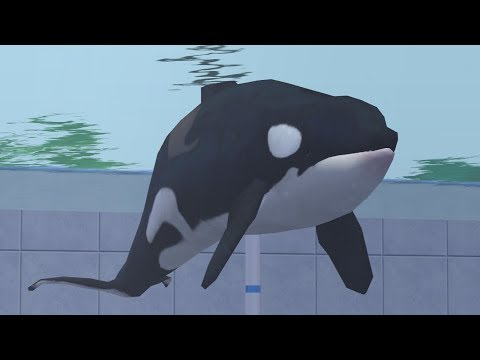 Let's Play Zoo Tycoon: Marine Mania Ep  1: Orca Show