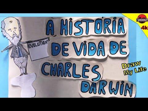 A história de Charles Darwin