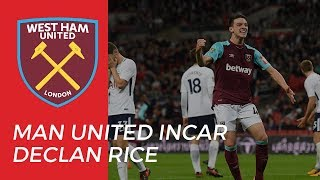 Eks Pemain MU, Paul Ince Meminta Declan Rice Tak Buru-buru pindah ke Manchester United