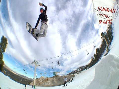 SUNDAY IN THE PARK 2015 Episode 8 – TransWorld SNOWboarding
