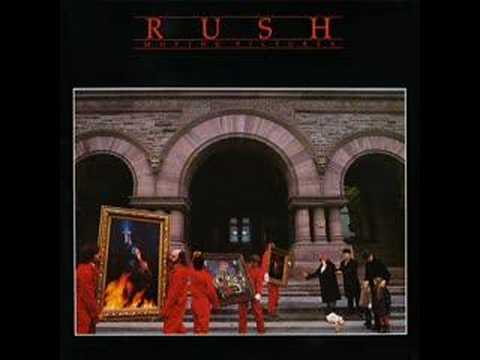 Red Barchetta performed by Rush