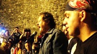 Ave Maria No Morro - Zucchero Fornaciari e Dino Mancino live a Pontremoli -The Sugar Night