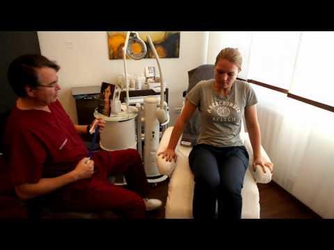 Schmerzen in der Lendenbrustwirbelsäule